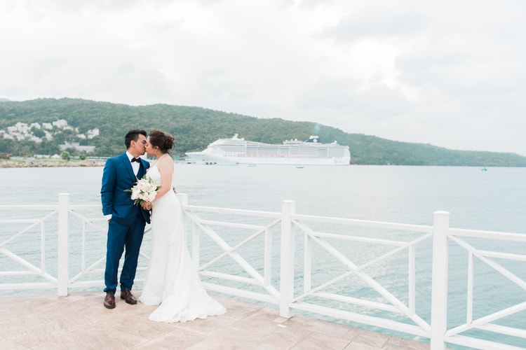 Moon Palace Jamaica wedding 50