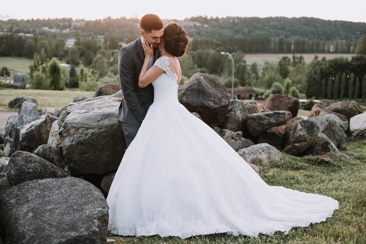 Mountain Top Wedding 19