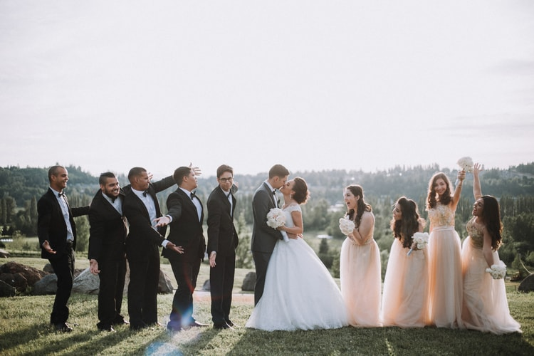 Mountain Top Wedding 47