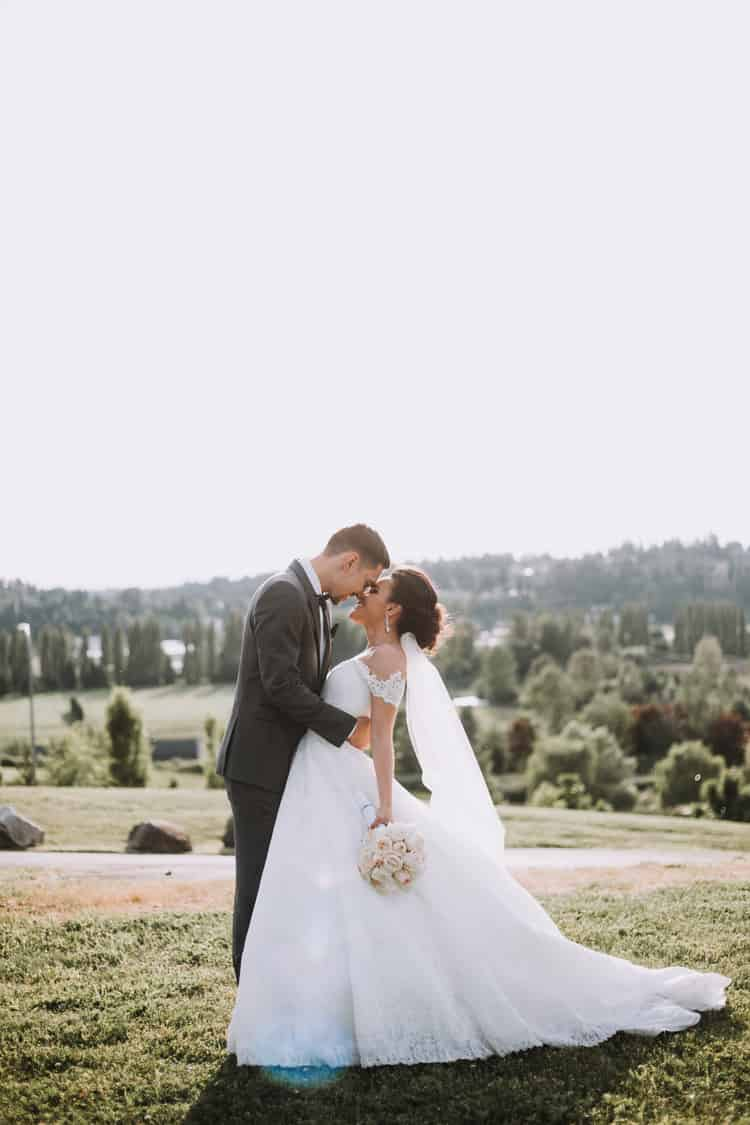 Mountain Top Wedding 57