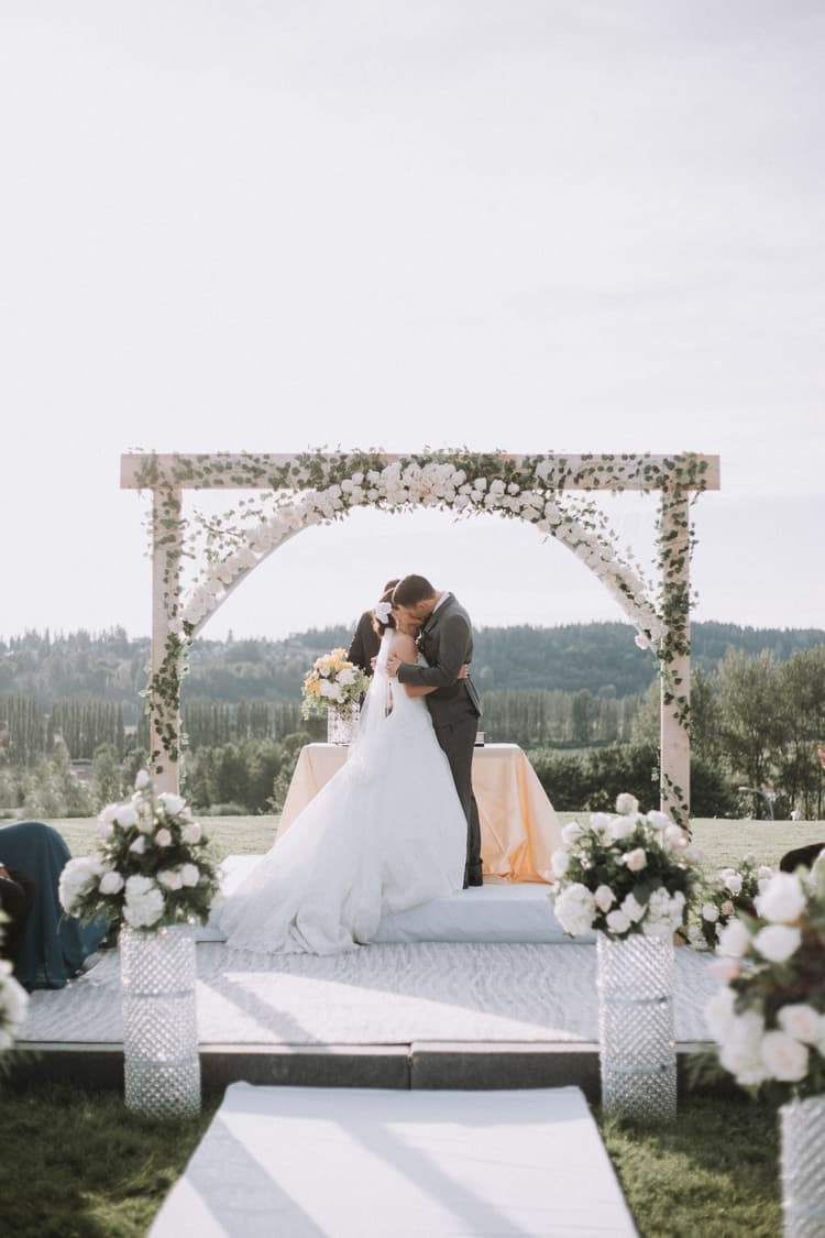 Mountain Top Wedding 67