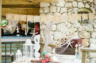 Beach Themed Dominican Republic Wedding