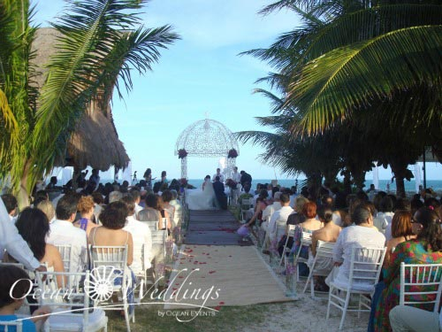 Riviera Maya Ocean Weddings