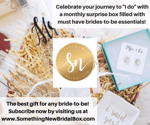 Bride gift boxes