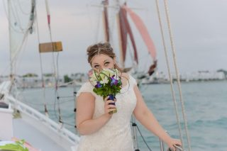 DIY Sailboat Wedding in Key West