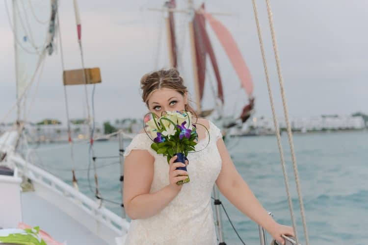 sailboat wedding