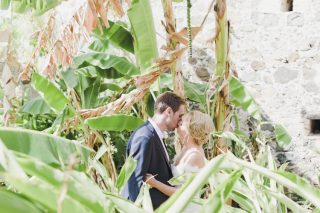 Elegant Destination Wedding in St John