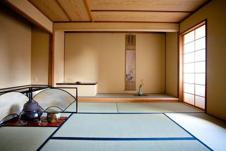 Tea Ceremony Room_Kitano