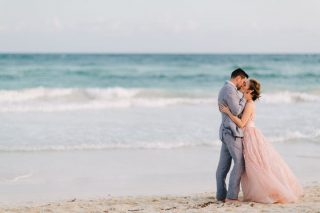 Barefoot Destination Wedding in Tulum