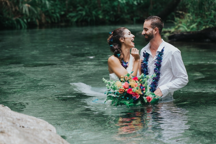 Underwater Wedding Photography 19