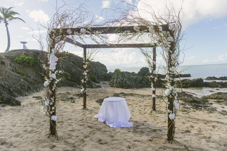 Destination Wedding in Vieques
