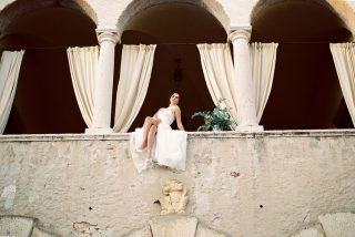 Debonair Vineyard Garden Wedding Inspiration in Verona Italy