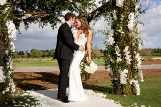 An Elegant Destination Wedding at Naples Ritz Carlton Golf Resort