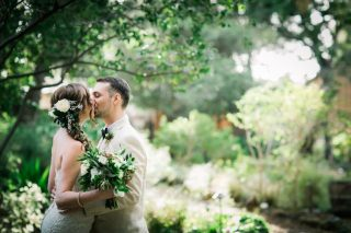 A Modern Styled Wedding at the Dallidet Adobe and Gardens
