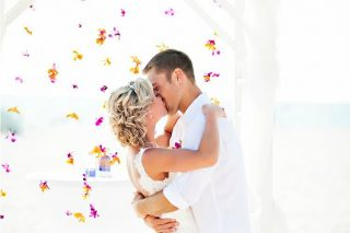 Romantic Destination Wedding at the Sirata Beach Resort