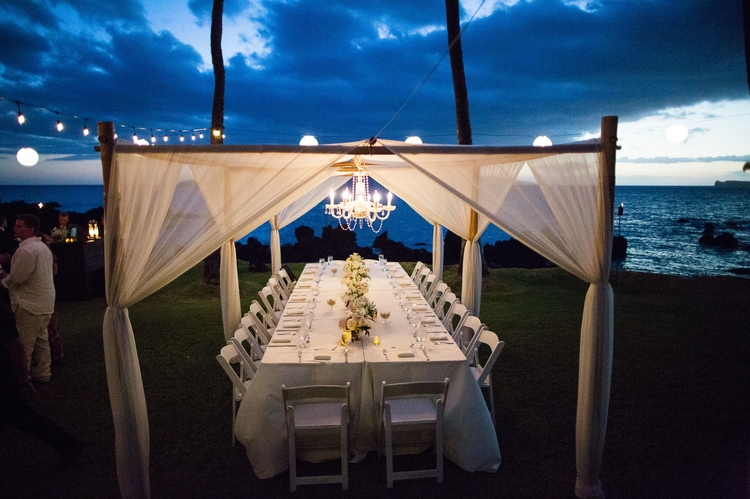 White Orchid Beach House Wedding 13