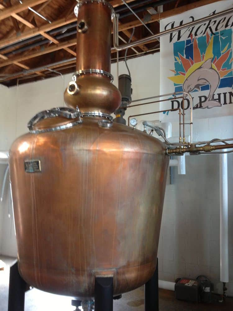 Wicked Dolphin Distillery 3