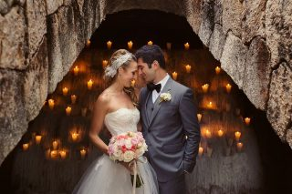 A Magical Destination Wedding in Xcaret Park