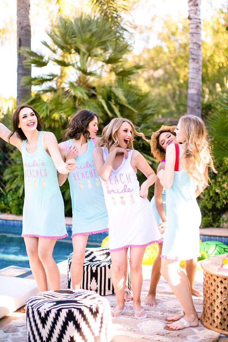 bachelorette party outfits