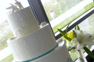 Beach Theme Wedding Cake Gallery