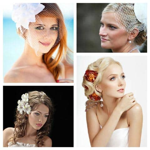 beach wedding hair accessories