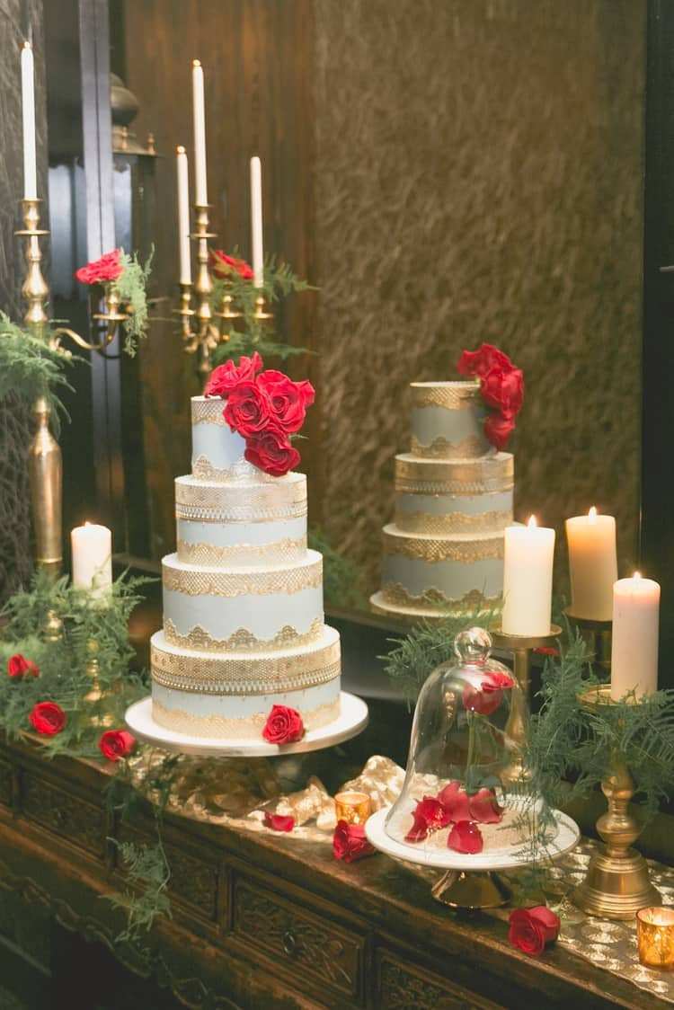 Beauty and the Beach (Beauty and the Beast Themed Wedding ...