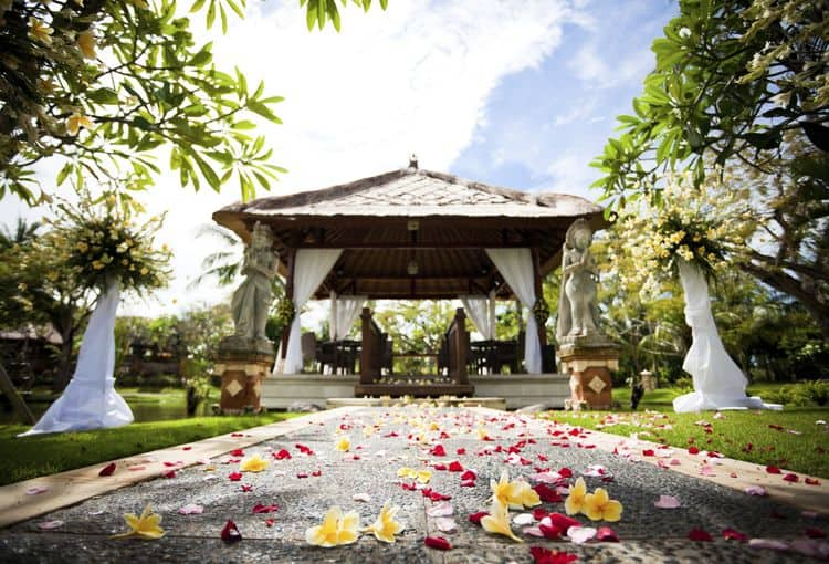 Discover the best destination wedding locations for Popular wedding registry locations