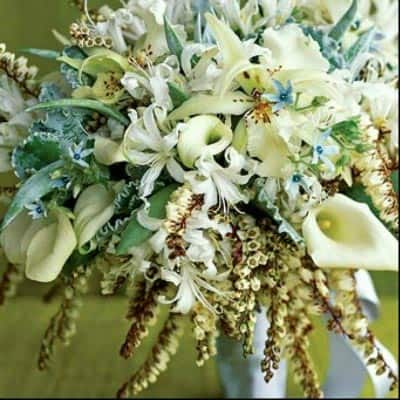 calla lily wedding bouquets