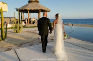 Elegant wedding in Cabo San Lucas