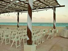 Cancun Wedding Package Casa Turquesa
