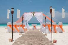Cancun Wedding Package Crown Paradise