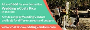 Costa Rica Wedding vendors