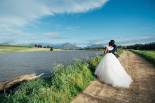 Gorgeous Destination Wedding in South Africa
