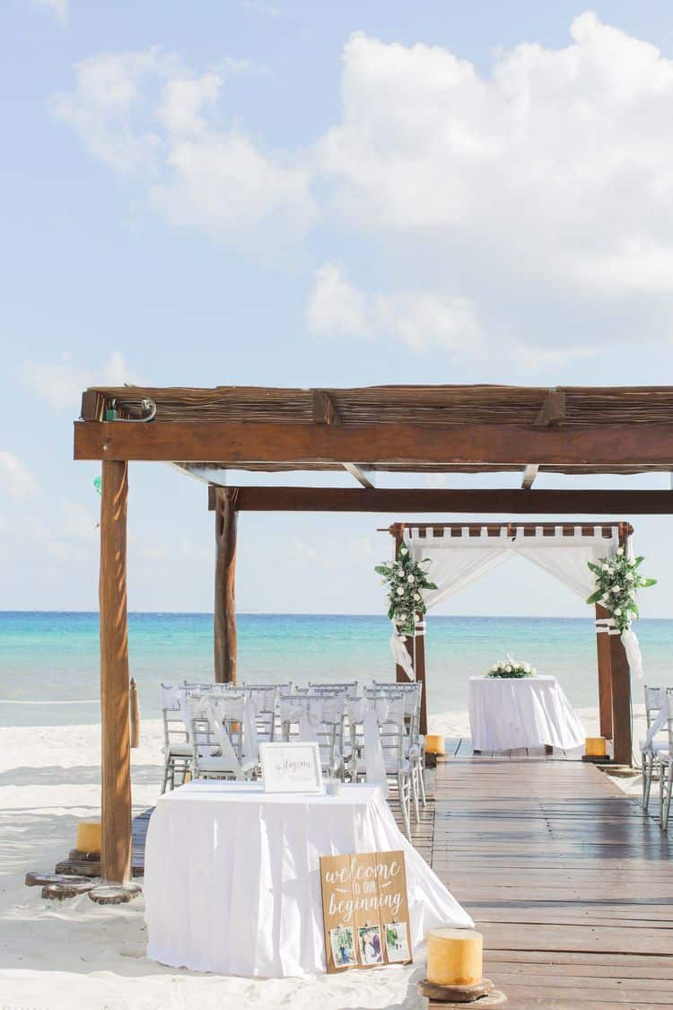 Destination Wedding at the Grand Sunset Princess