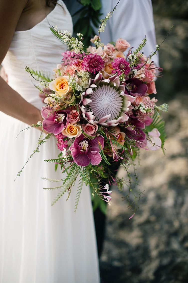 destination wedding bouquets 6