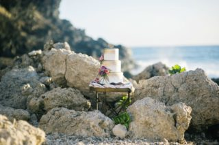 17 Amazing Destination Wedding Cake Designs