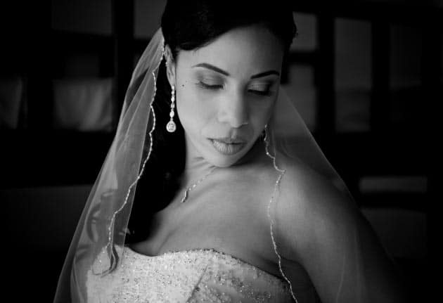 destination wedding veil