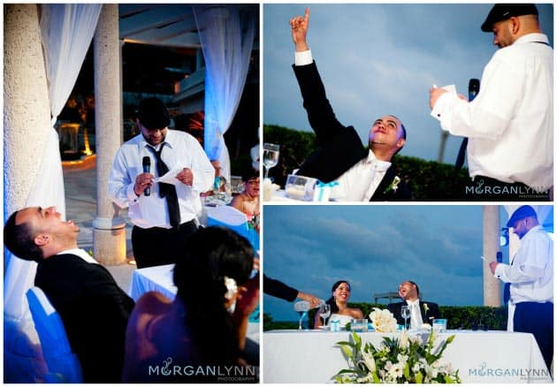 Real Cancun Wedding