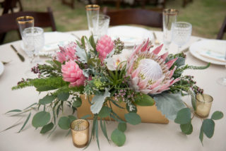 23 Uniquely Gorgeous Destination Wedding Centerpieces