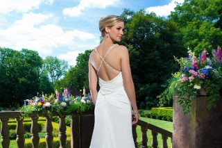 Romantic Destination Wedding Dresses
