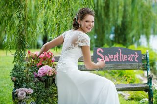 Stunning Destination Wedding Dress Collection