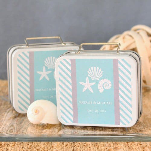 Destination Wedding Favors And Welcome Bags