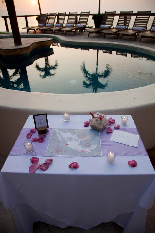 Photo Credit:  NeriPhoto;  See more of this real destination wedding album