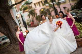 A Charming Destination Wedding in Puerto Rico