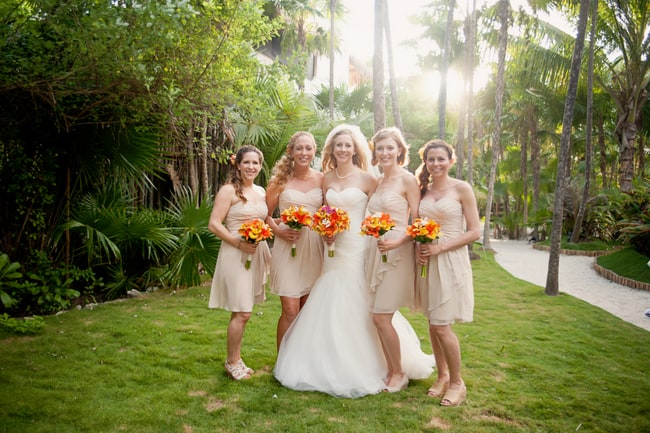 Tropical Wedding in Tulum