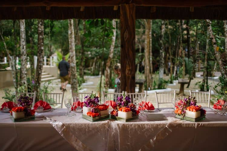 destination wedding in tulum cenote 55
