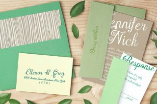 Customizable Destination Wedding Invitations