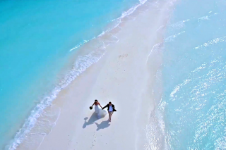This Destination Wedding Video is Going to Blow You Away
