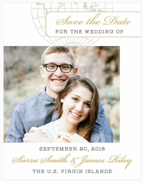 destination wedding save the date 1