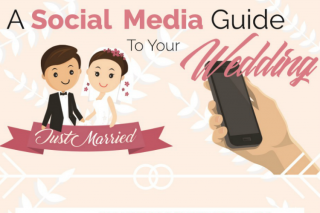 #WishYouWereHere | Destination Wedding Social Media Tips & Etiquette